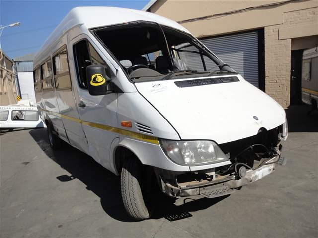 2007 MERCEDES-BENZ SPRINTER 416 CDI