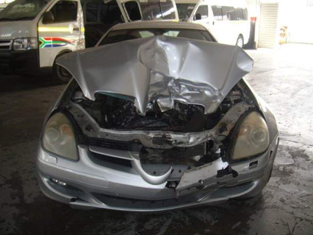 Mercedes Benz Slk Salvage Cars For Sale South Africa