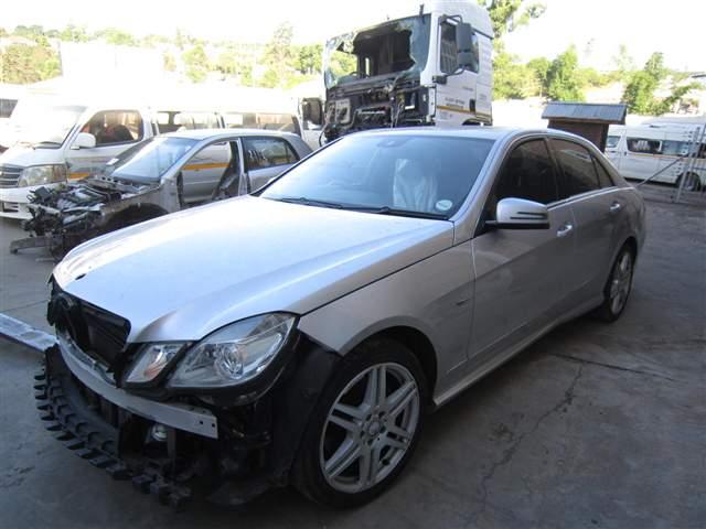 2010 MERCEDES-BENZ E250 CDI