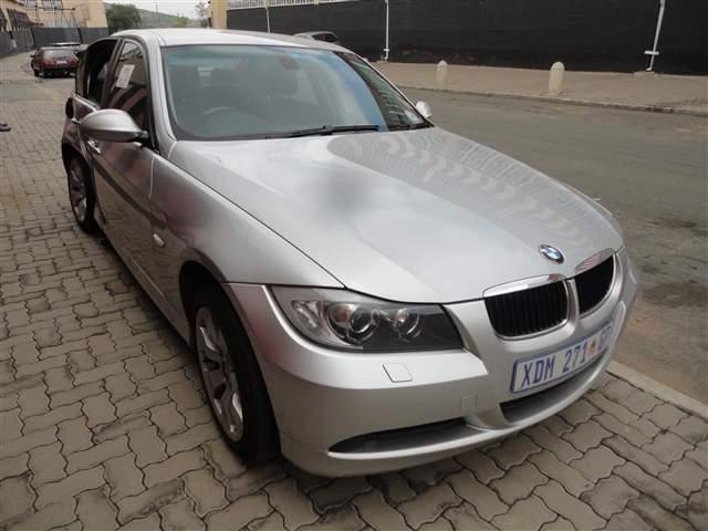2008 BMW 320 D (E90)