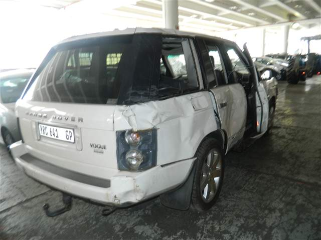 2009 LAND ROVER RANGE ROVER 4.6 VOGUE A/T