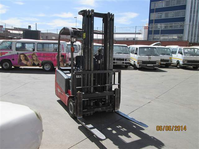 2007 MANITOU FORKLIFT ELECTRIC