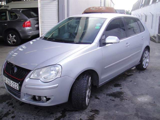 code 2 2008 volkswagen polo 1 9 tdi in western cape cape town 419540. Black Bedroom Furniture Sets. Home Design Ideas