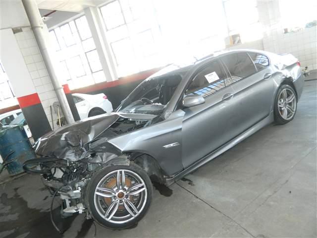 2011 BMW 520 D E60 A/T