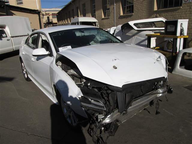 Audi A5 Salvage Cars For Sale South Africa