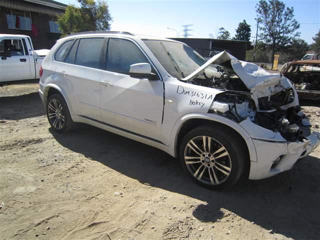 2012 BMW X5 3.0d A/T