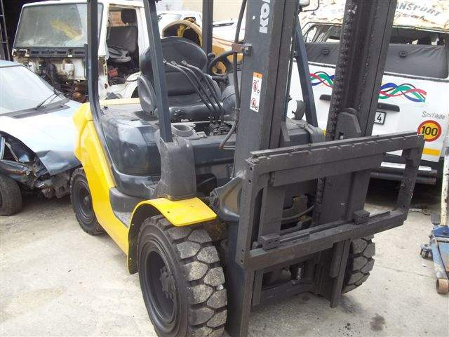 2013 MANITOU FORKLIFT ELECTRIC