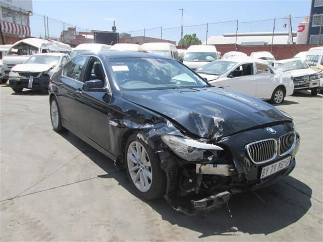 2012 BMW 535i A/T (E34)