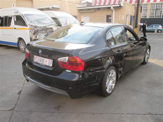 code unknown 2007 bmw 320i e90 in gauteng johannesburg. Black Bedroom Furniture Sets. Home Design Ideas