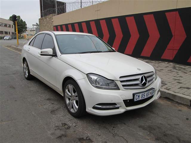 2010 MERCEDES-BENZ C 180 BE