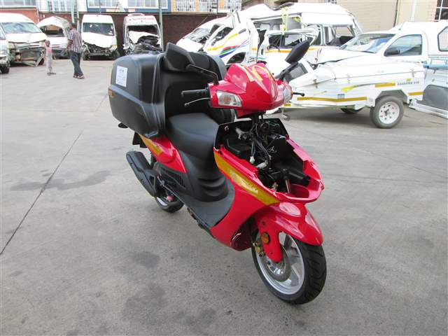 2014 BIG BOY SCOOTERS ENTERPRISE 170