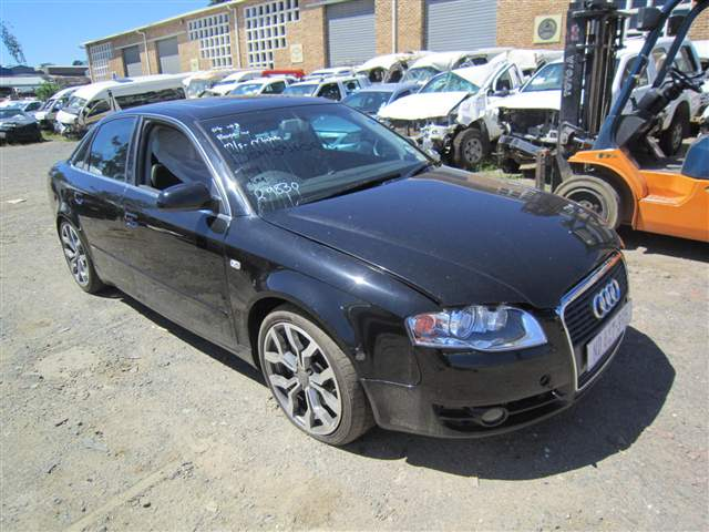 code 2 2006 audi a4 3 2 fsi quattro tip in kwazulu natal pietermaritzburg 419402. Black Bedroom Furniture Sets. Home Design Ideas