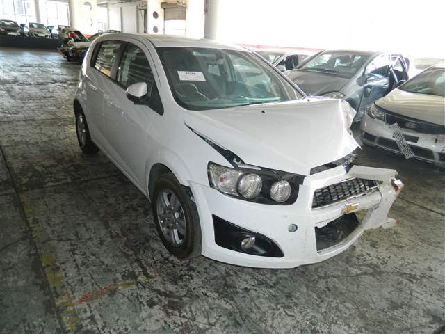 2014 CHEVROLET SONIC HATCH 1.6 LS