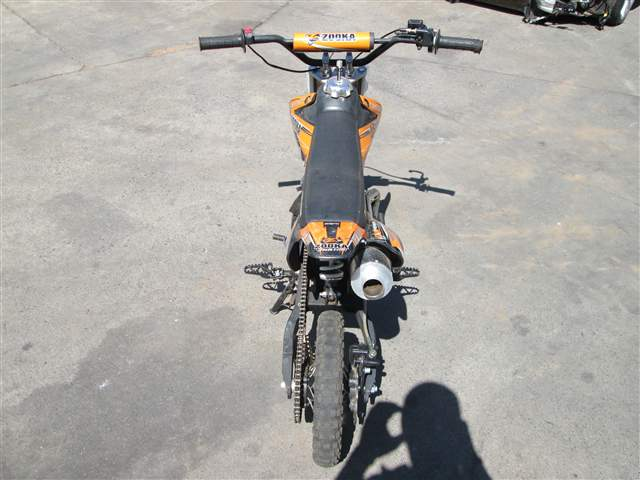 2013 BIG BOY SCOOTERS JNR 100 ZOOKA