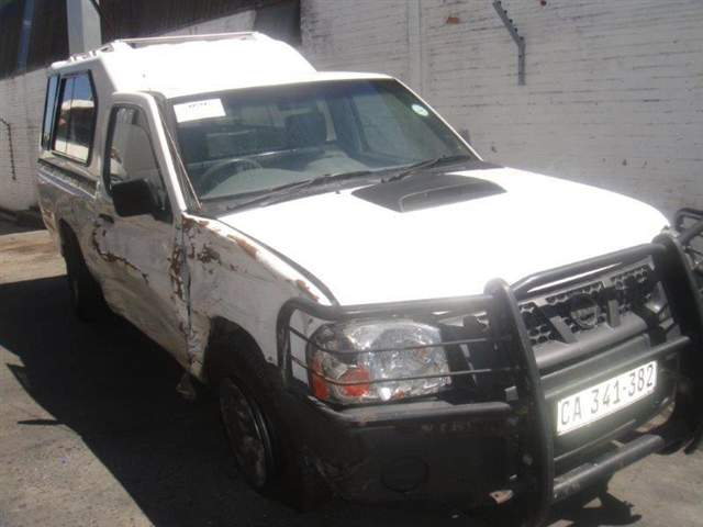 Code Unknown 2009 Nissan Np300 2 5 In Western Cape Cape