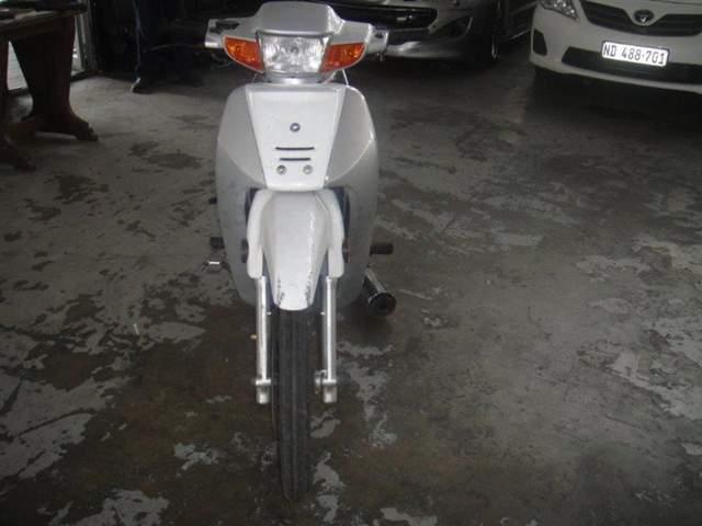 2011 MOTOMIA 110 cc