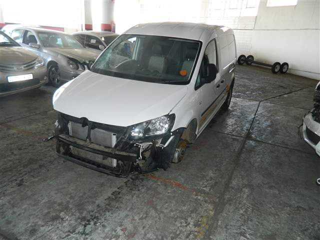 2013 VOLKSWAGEN CADDY 2.0 TDI
