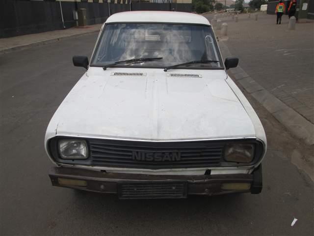 2005 NISSAN 1400 CHAMP