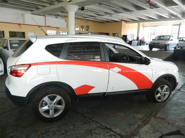 Code 2 2014 Nissan Qashqai In Gauteng Johannesburg 419283
