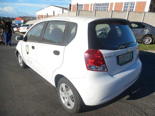 code unknown 2006 chevrolet aveo 1 5 ls 5 door in gauteng. Black Bedroom Furniture Sets. Home Design Ideas
