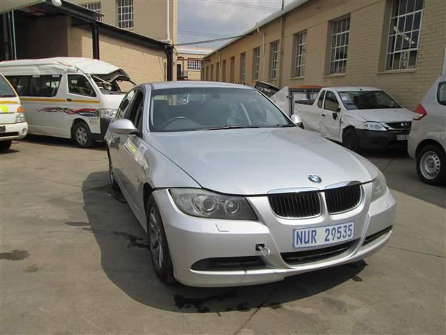 2006 BMW 320 D (E90)
