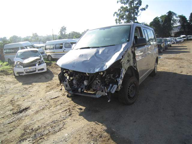 Volkswagen T5 Salvage Cars For Sale South Africa