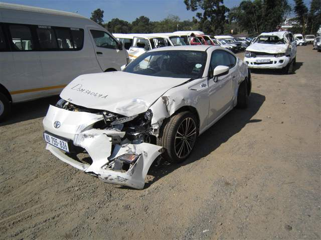 Toyota 86 Salvage Cars For Sale South Africa