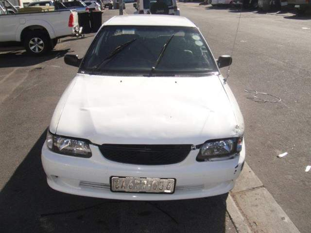 Toyota Tazz Salvage Cars For Sale South Africa