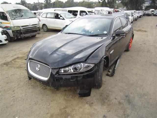 2012 JAGUAR XF 3.0 V6 A/T