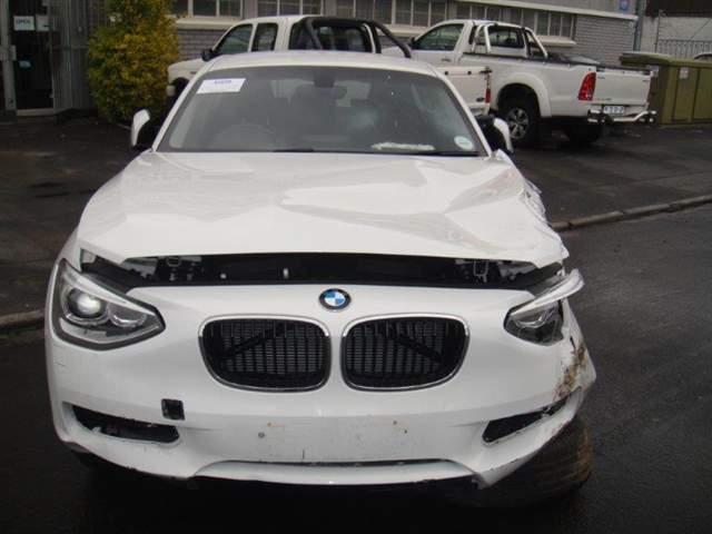 2014 BMW 116i