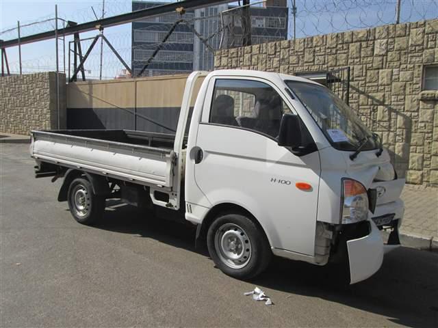 2009 HYUNDAI H100 A/C