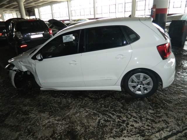 Code 2 2013 Volkswagen Polo 1 2 Tdi Blue Motion In Gauteng 597767