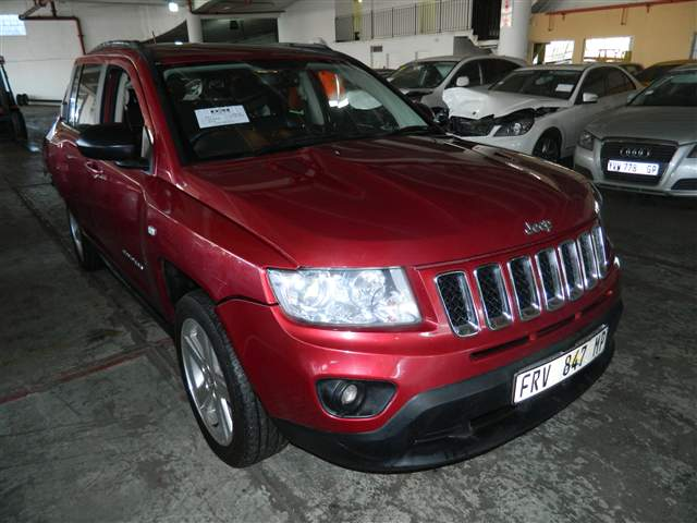 2012 JEEP CHEROKEE 2.0 COMPASS LTD