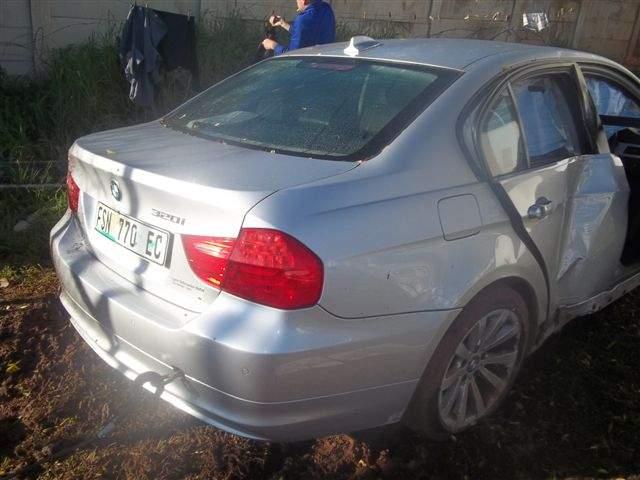 2011 BMW 320 d (E46)