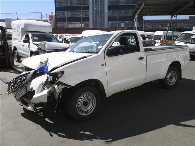 Code 2 2013 Toyota Hilux 2 0 Vvti In Gauteng Johannesburg