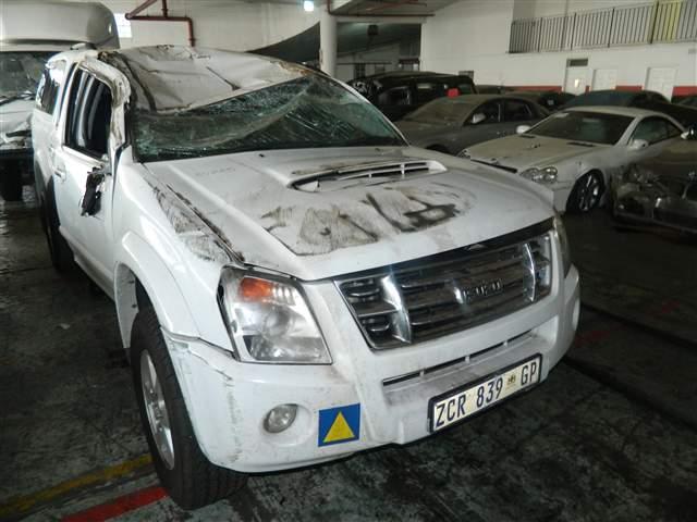 2010 ISUZU KB 300 TDi D/CAB LX