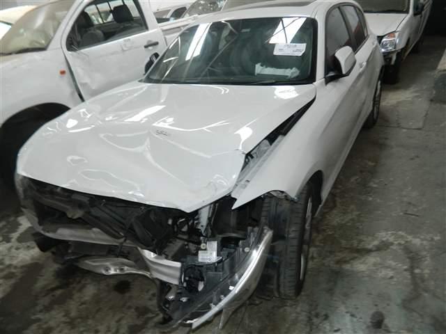 2014 BMW 120 D