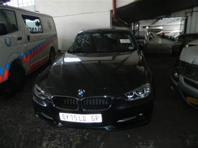 2012 BMW 328I A/T (F30)