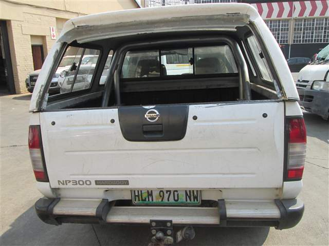 Code Unknown 2010 Nissan Np300 2 5 Tdi D C In Gauteng