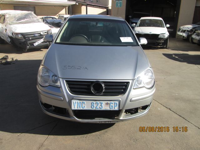 VOLKSWAGEN POLO 1 9 TDI salvage damaged cars for sale
