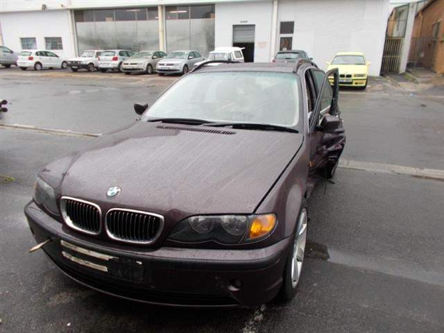 code unknown 2002 bmw 325i e46 in western cape cape town. Black Bedroom Furniture Sets. Home Design Ideas