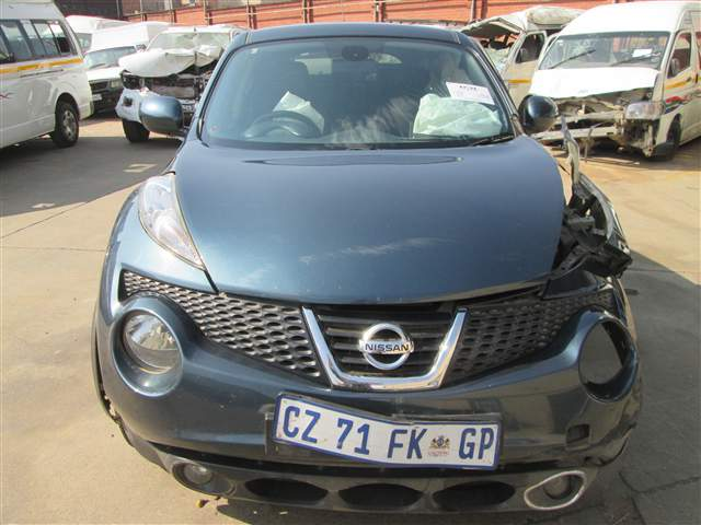 2012 NISSAN JUKE 1.6 TURBO