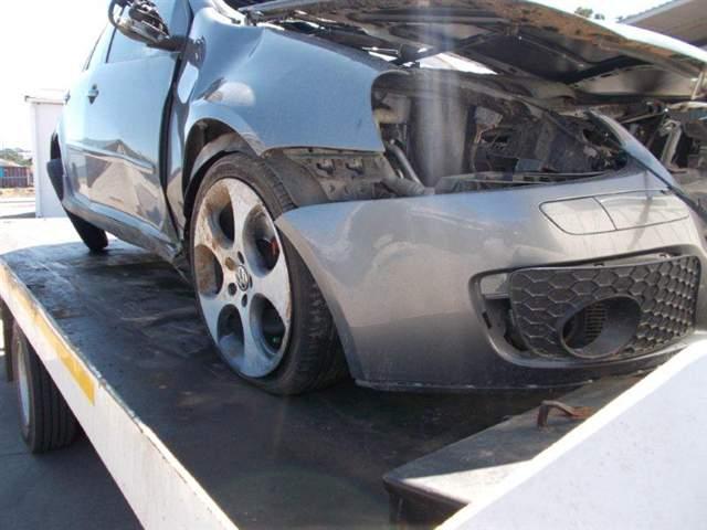 2008 VOLKSWAGEN GOLF GTI 2.0 T FSI