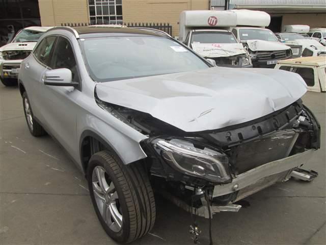 Code unknown 2015 mercedes benz gla200 in gauteng for Mercedes benz auto wreckers