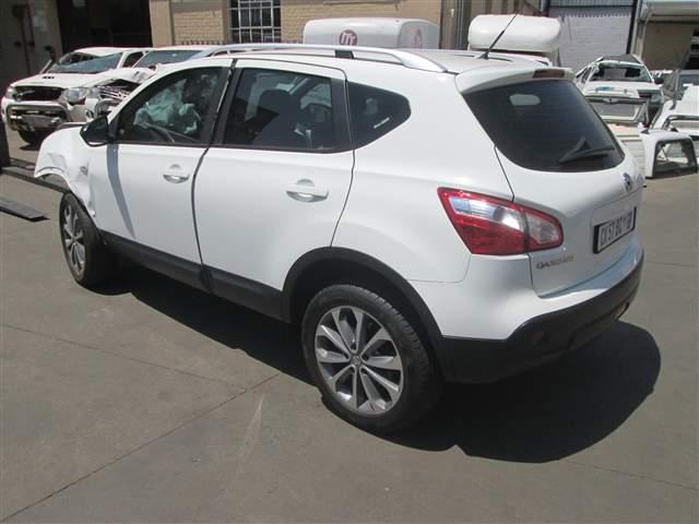 Code 3 2013 Nissan Qashqai In Gauteng Johannesburg 418560