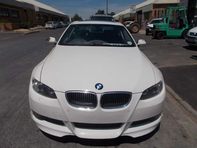 2010 BMW 335I AUTO