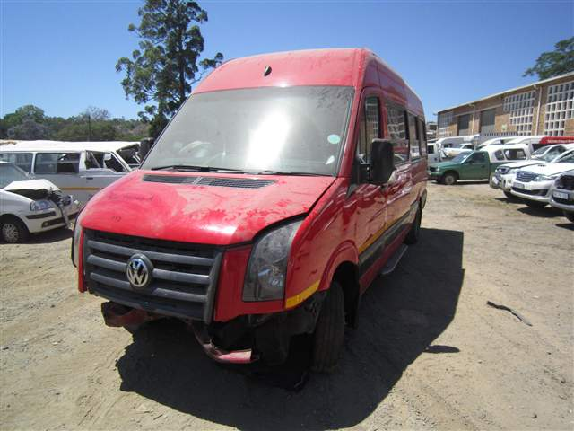2008 VOLKSWAGEN CRAFTER BUS
