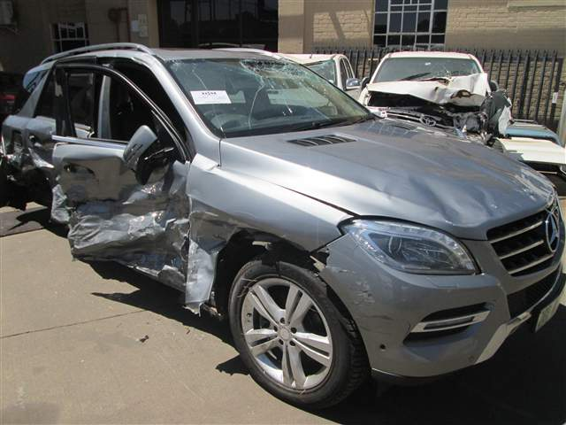 Code 2 2014 Mercedes Benz Ml 350 A T In Gauteng