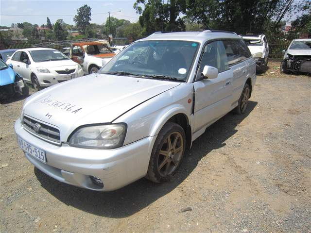 1996 SUBARU LEGACY 2.5 GX AWD