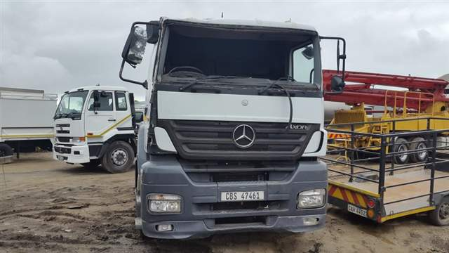 2004 MERCEDES-BENZ TRUCK AXOR MP2 1840